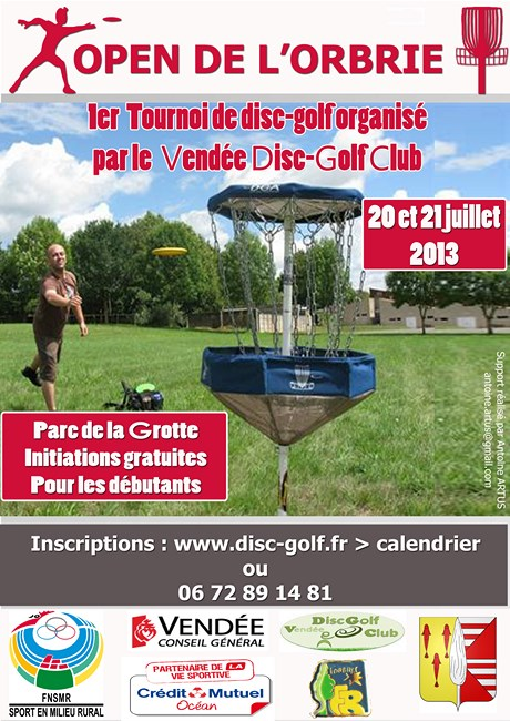 affiche tournois  disc golf l orbrie modifiable JPEG (Copier)