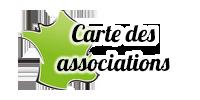 Carte des associations