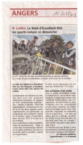 Article 2013 raid multisport